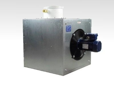 ATEX industrial fan heater